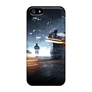New Style Stacodhouse Hard Case Cover For Iphone 5/5s- Battlefield 3