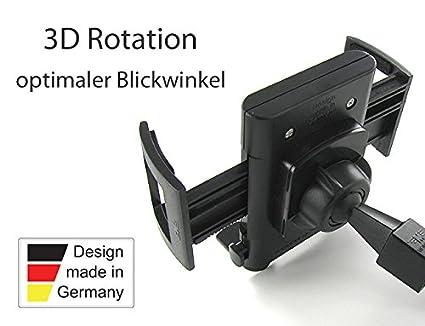 CD Schacht Schlitz Halterung Tasche Navigon 4350 max 70 Easy Plus Premium 72