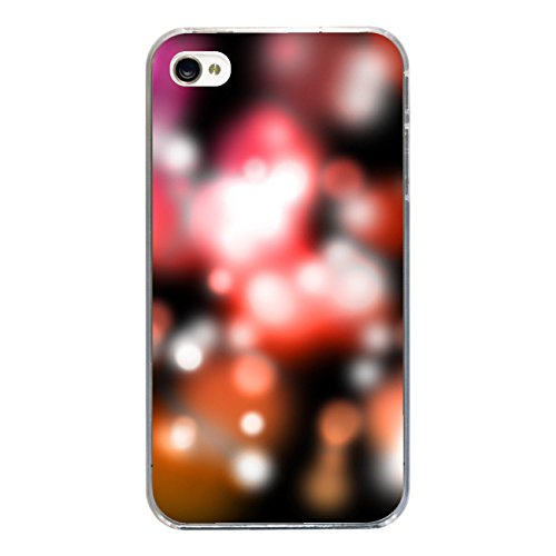 "Disagu Design Case Coque pour Apple iPhone 4 Housse etui coque pochette ""Bokeh effekt 2"""