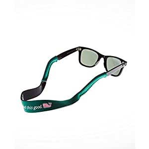Vineyard Vines Preppy Southern Proper XL Croakie Sunglasses Strap Everyday Should Feel This Good (Green)