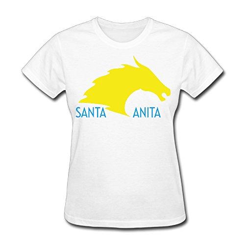 Guiwan Women's Santa Anita Derby 2016 Logo - Season Santa Anita