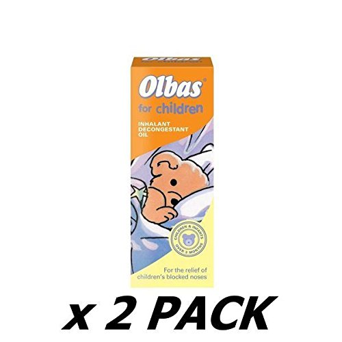 G R LANE HEALTH PRODUCTS Olbas Oil For Kids PL - R 10ml (2 Pack)