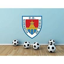 fan products of Numancia de Soria FC Spain Soccer Football Sport Art Wall Decor Sticker 25