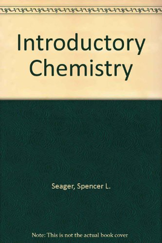 Introductory Chemistry: General, Organic, and Biochemistry