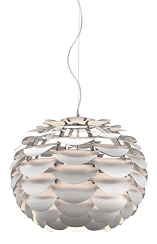 Modern Contemporary Ceiling Lamp, Aluminum