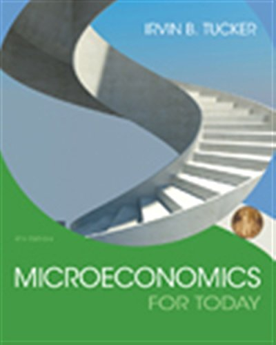 Microeconomics For Today (MindTap Course List)