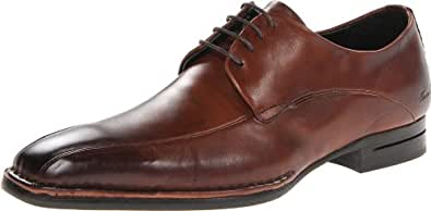 Kenneth Cole New York Men's So Certain Oxford,Cognac,8 M US