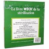 Le livre de la stérilisation - conserves et bocaux