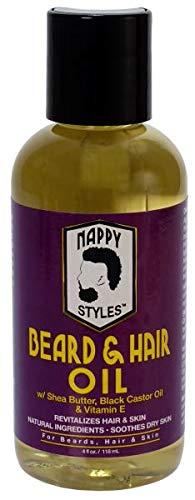 NAPPY STYLES HAIR & BEARD OIL ()