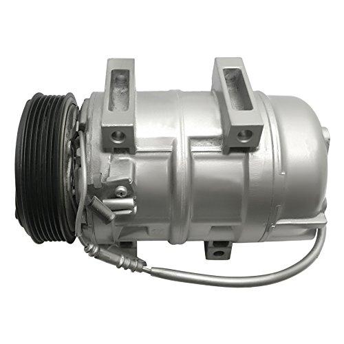 (RYC Remanufactured AC Compressor and A/C Clutch FG648)