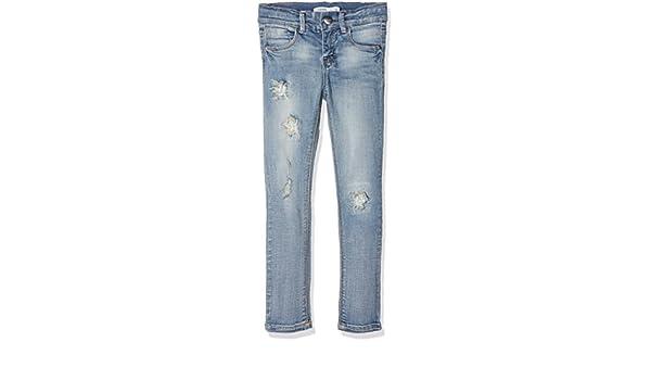 NAME IT Nmfpolly Dnmbunira 2022 Pant Jeans Ni/ñas