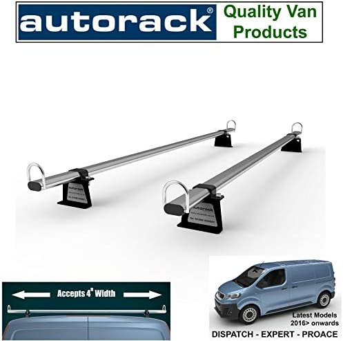 Peugeot Expert van Barres de toit/ /Wagon Porte-automobiles Workready/ van/ /MK3/ 2016-onwards /2/barres