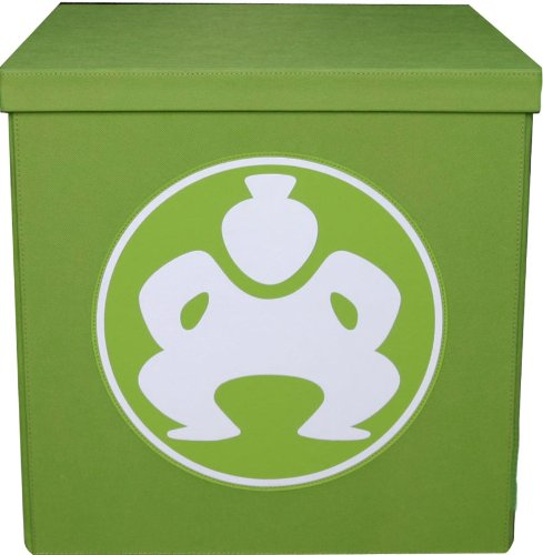 SUMO by Mobile Edge 18-Inch Folding Furniture Cubes, Green