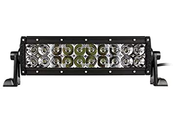 Amazon rigid industries 10 e series led light bar spot rigid industries 10quot e series led light bar spotflood combo mozeypictures Image collections