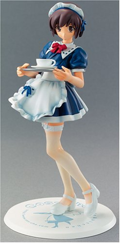 - Maid Cafe Collection +: Cafe Maild PVC Statue
