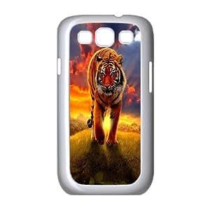 [H-DIY CASE] For Samsung Galaxy S3 -Powerful Tiger Pattern-CASE-12