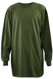 , size herren xs-4xl/ n.v.:6xl, Farbe:olive