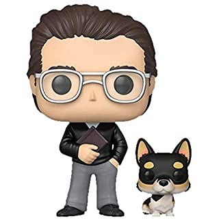 Funko POP Stephen King with Molly
