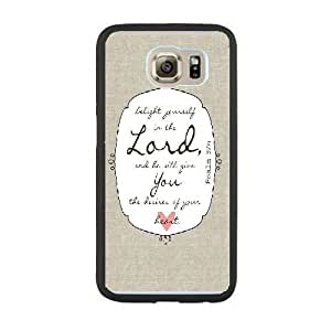 Bible Verses Quotes Samsung Galaxy Note5 Case, Custom Samsung Galaxy Note5 Case