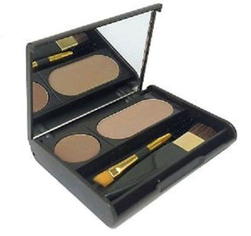 Joan Rivers On-the-go Great Hair Day & Great Brow Day Compact (Blonde) by Joan Rivers (Image #1)