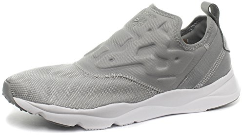 Reebok Classic Furylite Slip Contemporary Womens Sneakers, Size 8