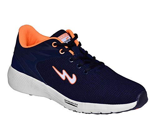 bf30044366fc4 Lancer Campus Stylish & Comfortable Lifestyle Running Shoes for Men (Navy)