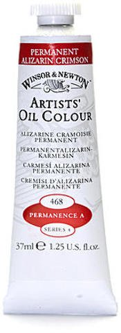 Winsor & Newton Artists' Oil Colours (Permanent Alizarin Crimson) 1 pcs sku# 1874994MA ()