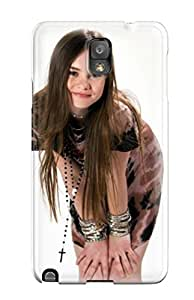 New Arrival Premium Note 3 Case Cover For Galaxy (madeline Carroll) 4266040K91816392