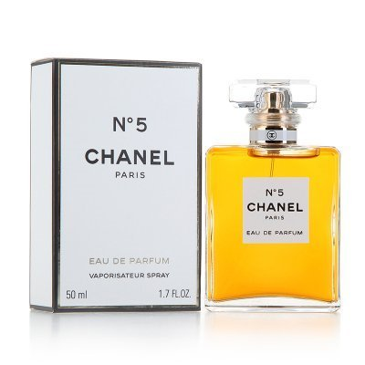 Chanel No 5 Eau De Parfum Spray (Chânel No_5 Eau De Parfum Spray for Woman EDP 1.7 fl oz, 50 ml New Sealed)