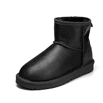Amazon.com | Hoxekle Winter Women Snow Boots Fashion Snow