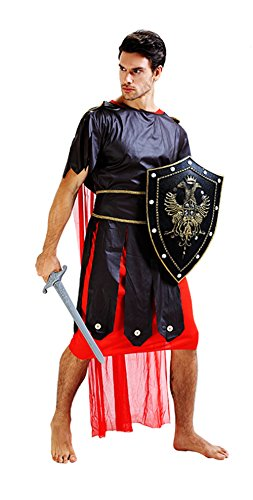 Riekinc Rome Ancient Knights Mens Cosplay Costume Different Style