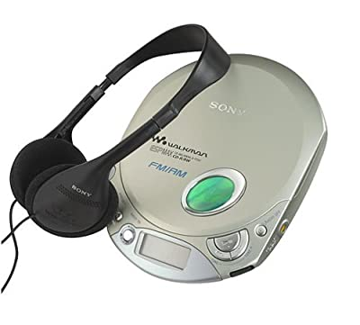 Sony Portable CD Player (D-F200) from Black & Decker
