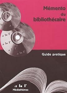 """Afficher """"Mémento du bibliothécaire"""""""