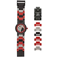 LEGO Watches and Clocks Automatic Plastic Casual Watch,...