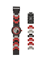 LEGO Star Wars Darth Vader Watch with Minifigure Link