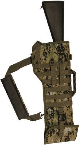 [Ultimate Arms Gear Tactical Coyote Tan Ambidextrous Molle Ruger 10/22 10-22 Mini 14 Mini-14 Ranch Rifle Mini 30 Rifle Scabbard Soft Protective Carry Case] (Mini 14 Magazine)