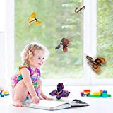 BFY Magic Flying Butterfly Wind Up Toys for