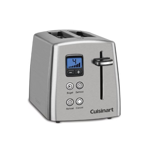Review Cuisinart Countdown Stainless Steel Toaster