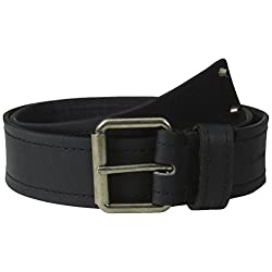 Calvin Klein Men's 40 mm Belt with Harness Buckle