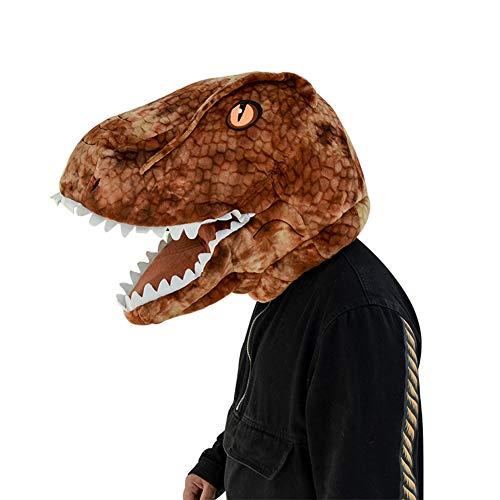 SAOMAI Animal Head Mask,Mascot Costume for Halloween/Masquerade/Carnival/Party Adult
