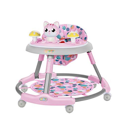 La andadera multifunción Baby Walker Puede Sentarse en un Andador ...