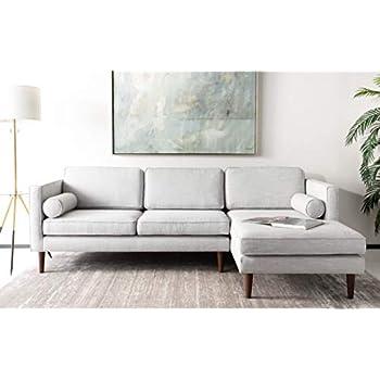 Amazon.com: Safavieh SFV4511B-2BX Couture Dove - Sofá ...