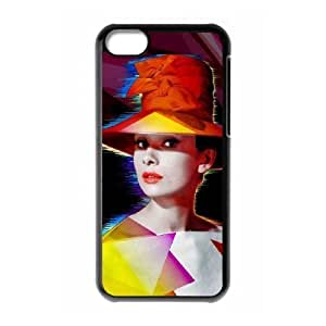 diy phone caseAudrey Hepburn Use Your Own Image Phone Case for iphone 4/4s,customized case cover ygtg-786786diy phone case