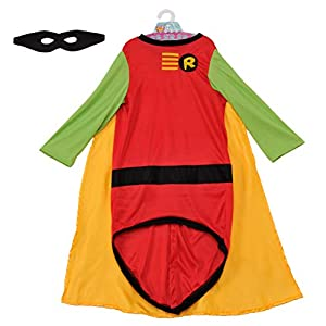 Rubies Costume Company DC Comics Robin Big Dog Boutique