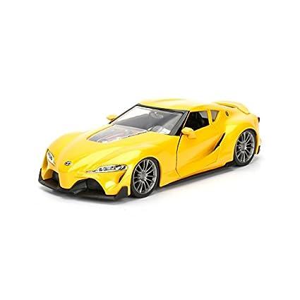 Toyota Ft 1 >> Amazon Com Jada 1 24 Jdm Toyota Ft 1 Concept Ja98416wa1