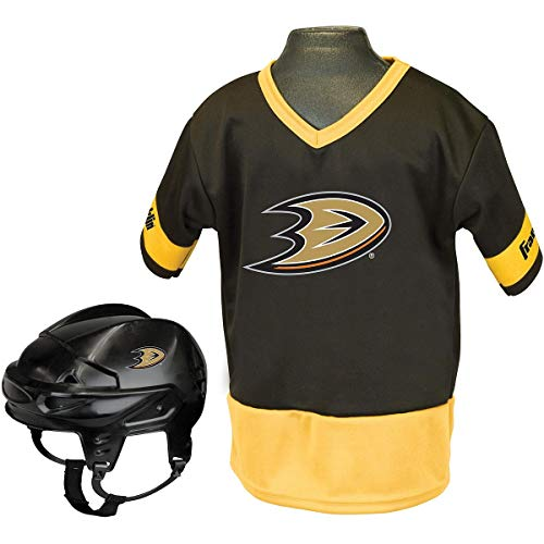 Franklin NHL Anaheim Ducks Kids Uniform Set ()