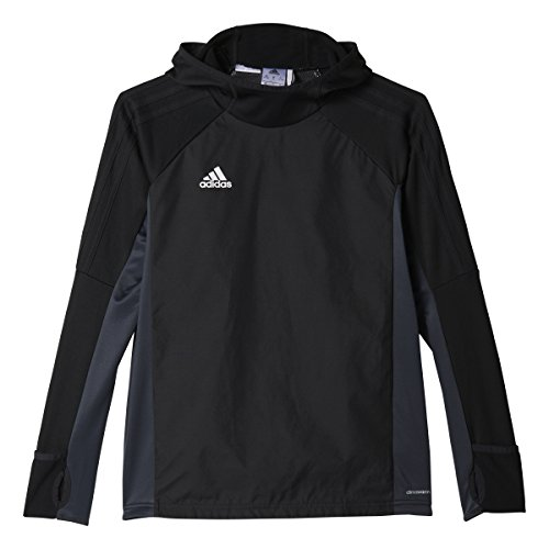 adidas Youth Soccer Tiro Warm Top (Small) ()