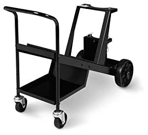 Hobart 770187 Universal Cart for Portable Wire Feed Welders