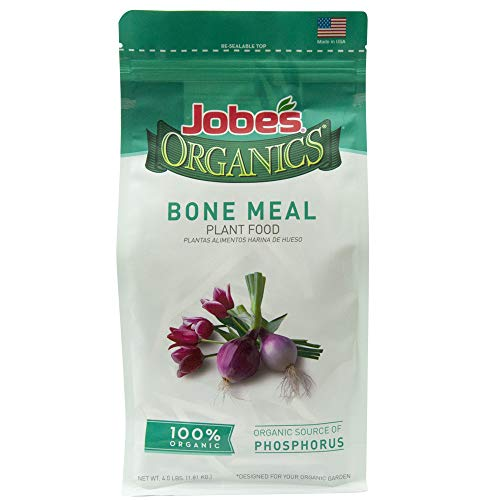 Jobe's Organics Bone Meal Fertilizer, 4 lb