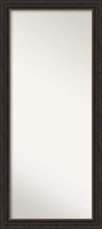 Full Length Mirror Accent Bronze Mirror Full Length Full Body Mirror Floor Length Mirror 29 00 X 65 00 In Home Kitchen